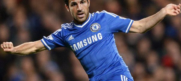 l'assist di Fabregas è il bello del calcio