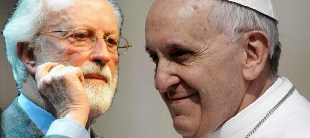 Il rapporto tra Scalfari e la Chiesa cattolica