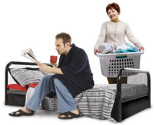 Rimanere nella casa dei genitori è razionale e giusto.