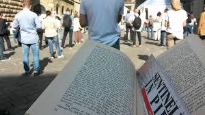 la lettura come gesto reazionario