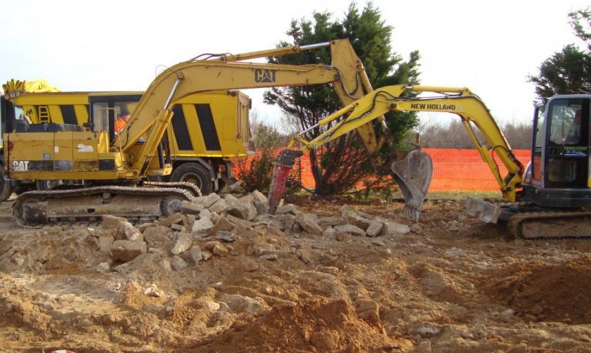 scavi e movimento terra - di duca costruzioni